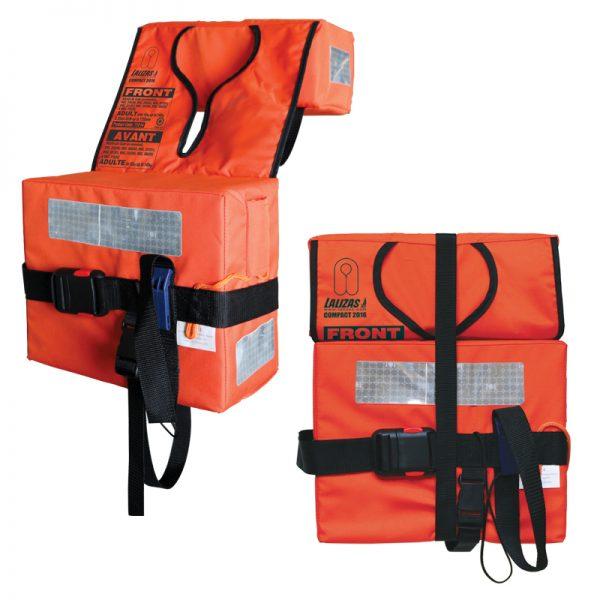 LALIZAS Compact Adult Folding Lifejacket